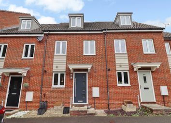 Thumbnail 3 bed terraced house for sale in Pomeroy Crescent, Hedge End, Southampton