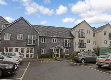 Thumbnail 1 bed flat for sale in Olde Market Court, Wadebridge