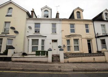 Thumbnail 1 bed flat to rent in New Street, Paignton, Devon