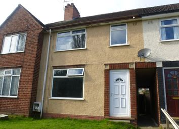 Thumbnail 3 bed terraced house for sale in Broadmoor Avenue, Smethwick, West Midlands
