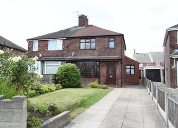Thumbnail 2 bed semi-detached house for sale in Somerville Avenue, May Bank, Newcastle-Under-Lyme