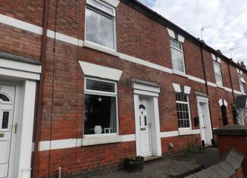 Thumbnail 2 bed terraced house for sale in Coleshill Road, Atherstone, Warwickshire