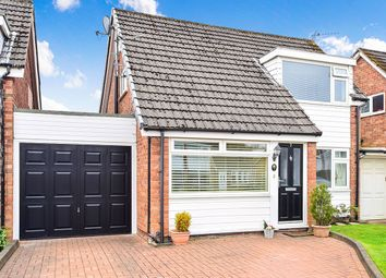 Thumbnail 3 bed detached house for sale in Caldy Road, Handforth, Wilmslow