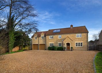 Thumbnail 5 bed detached house for sale in Abingdon Road, Standlake, Witney, Oxfordshire