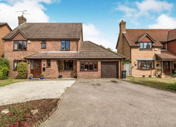 Thumbnail 4 bed detached house for sale in Priestley Drive, Aylesford
