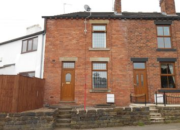 Thumbnail 2 bed end terrace house to rent in Painthorpe Lane, Crigglestone, Wakefield