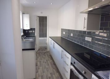 Thumbnail 2 bed terraced house to rent in Oxford Road, Basford, Newcastle-Under-Lyme, Staffordshire