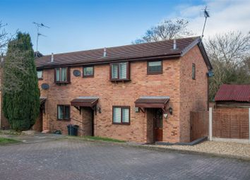 Thumbnail 2 bed semi-detached house for sale in Browning Close, Blacon, Chester
