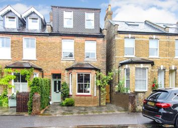 Thumbnail 5 bed semi-detached house for sale in Pemberton Road, East Molesey