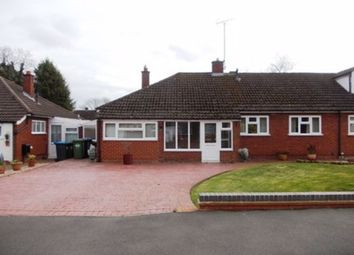 Thumbnail 3 bed bungalow to rent in Colledge Close, Brinklow, Rugby