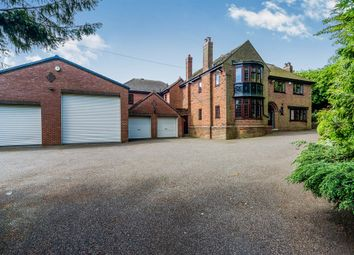 Thumbnail 5 bedroom detached house for sale in Tansley Hill Road, Oakham, Dudley