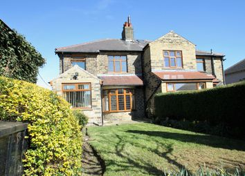 Thumbnail 3 bed semi-detached house for sale in Laverock Lane, Brighouse