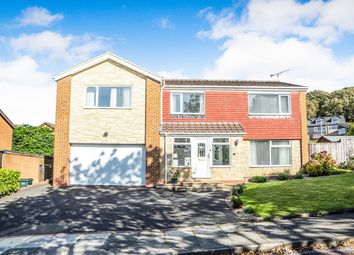 Thumbnail 5 bed detached house for sale in Linley Hill, Whickham, Newcastle Upon Tyne