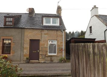 Thumbnail 1 bed end terrace house for sale in Firthview Terrace, Alness