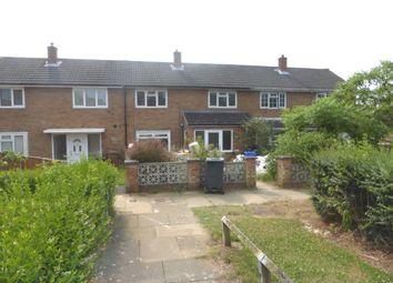 Thumbnail 3 bedroom terraced house for sale in Longfields, Stevenage