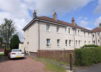 Thumbnail 3 bed flat for sale in Bruce Road, Paisley