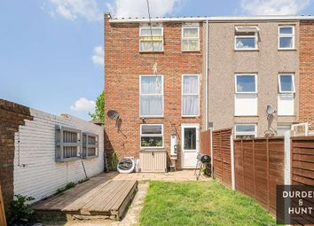 Thumbnail 3 bed town house for sale in Briar Road, Harold Hill, Romford