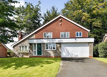 Thumbnail 4 bed detached house for sale in Castle View, Chester Le Street