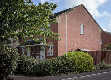 Thumbnail 2 bed end terrace house for sale in Moorlands Close, Martock