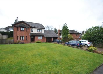 Thumbnail 5 bed detached house for sale in Cutstraw Road, Stewarton