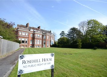 Thumbnail 2 bed flat for sale in Rosehill House, Peppard Road, Emmer Green