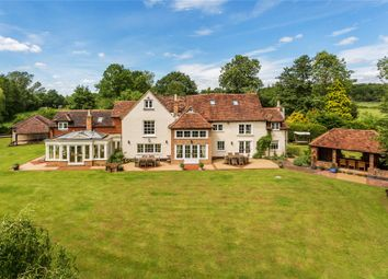 Thumbnail 6 bedroom detached house for sale in Chobham, Woking, Surrey