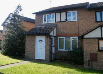 Thumbnail 3 bedroom semi-detached house to rent in Bollinger Close, Duston, Northampton