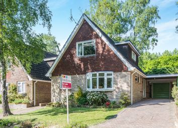 Thumbnail 4 bed detached house for sale in Ashdown Road, Chandlers Ford, Eastleigh