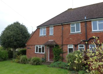 Thumbnail 3 bed semi-detached house to rent in Friars Close, Hassocks