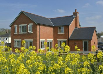 Thumbnail 4 bed detached house for sale in Harrow Farmhouse, Ragged Appleshaw