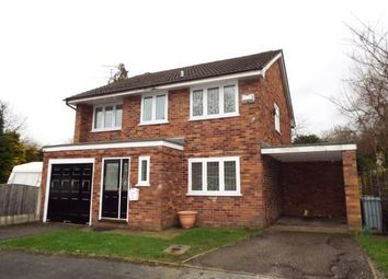 Thumbnail 4 bed detached house for sale in Moorfield Drive, Wilmslow, Cheshire, .