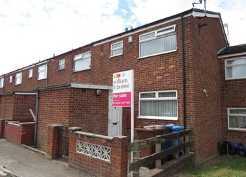 Thumbnail 3 bed terraced house for sale in Ripley Close, Hull