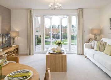 "Thumbnail 3 bedroom semi-detached house for sale in ""Barwick"" at Flansham Lane, Felpham, Bognor Regis"