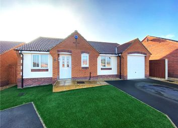 Thumbnail 3 bed bungalow for sale in Revell Close, South Normanton, Alfreton