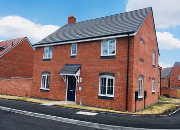 Thumbnail 4 bed detached house for sale in Trench Lock, Hadley, Telford