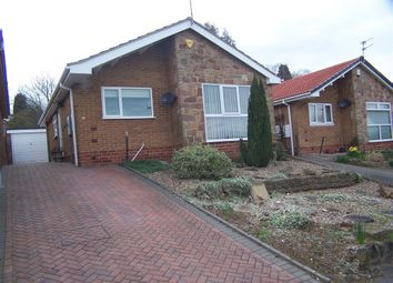 Thumbnail 2 bed property to rent in Home Farm Drive, Allestree, Derby