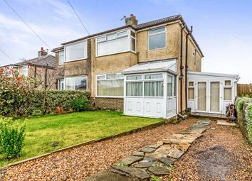 Thumbnail 3 bedroom semi-detached house for sale in Illingworth Drive, Illingworth, Halifax