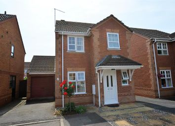 Thumbnail 3 bed detached house for sale in Tudor Field Close, Chellaston, Derby