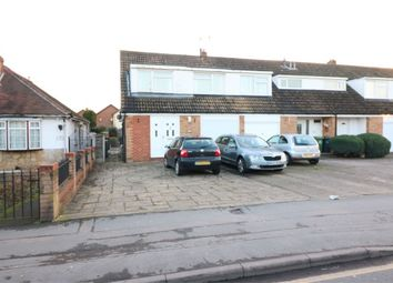Thumbnail 4 bedroom end terrace house for sale in Windmill Lane, Cheshunt, Waltham Cross, Hertfordshire