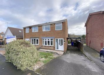 Thumbnail 3 bed semi-detached house for sale in Andrew Avenue, Ilkeston, Derbyshire