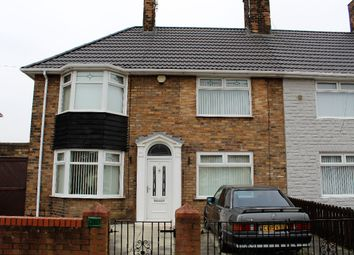 Thumbnail Semi-detached house for sale in Stockbridge Lane, Huyton, Liverpool