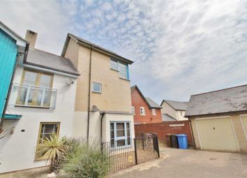 Thumbnail 3 bed town house for sale in Cranberry Square, Ipswich