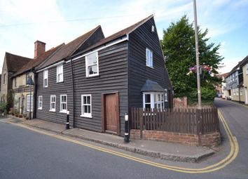 Thumbnail 3 bed end terrace house for sale in Old School Close, Spring Road, St. Osyth, Clacton-On-Sea