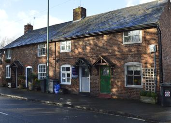 Thumbnail 2 bed terraced house for sale in Longden Road, Shrewsbury