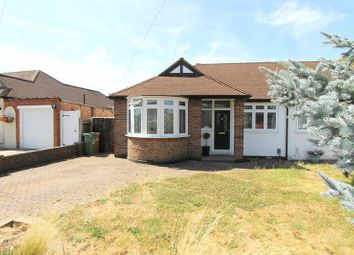 Thumbnail 3 bedroom semi-detached bungalow for sale in St. Clair Drive, Worcester Park