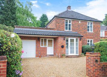 Thumbnail 5 bed property to rent in Llanvair Close, Ascot