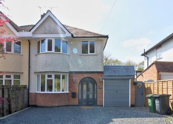 Thumbnail 3 bed semi-detached house for sale in Markfield Lane, Markfield