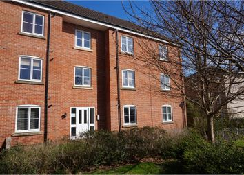 Thumbnail 2 bed flat for sale in Fishers Mead, Long Ashton