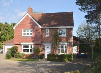 Thumbnail 4 bed detached house for sale in Buckland Gardens, Lymington, Hampshire