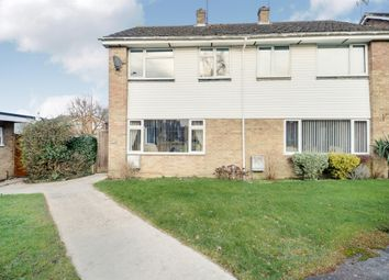 Thumbnail 3 bed semi-detached house for sale in Farmers Close, Witney